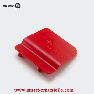 abdeckung batterie pluspol smart 450 ebay. Black Bedroom Furniture Sets. Home Design Ideas