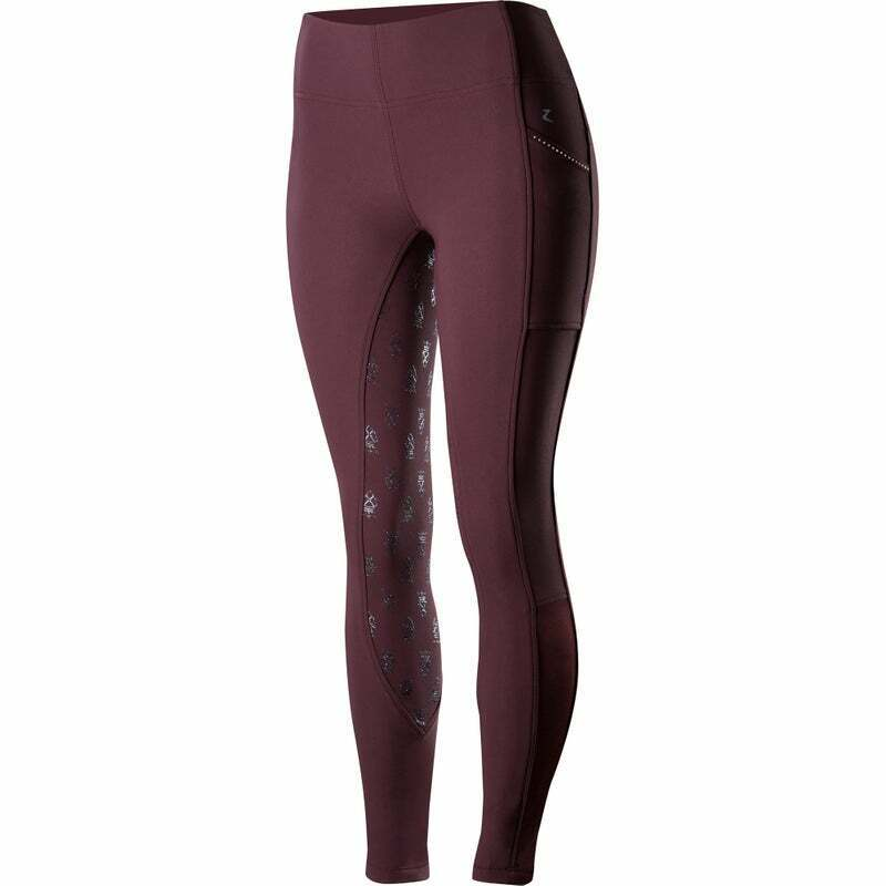 Horze Equestrian Leah Windproof All Season Ladies Riding Tighs SALE