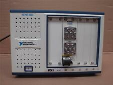 National Instruments NI PXI 1033 Chassis + 2596 Multiplexer