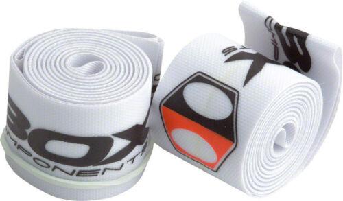 BOX Components Radian Rim Strap 20 24mm Set//2 White