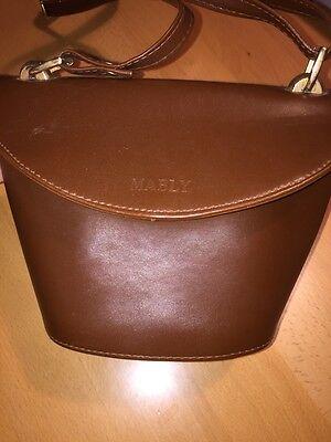 Damenhandtasche, Umhängetasche, Made In Italy von Mably