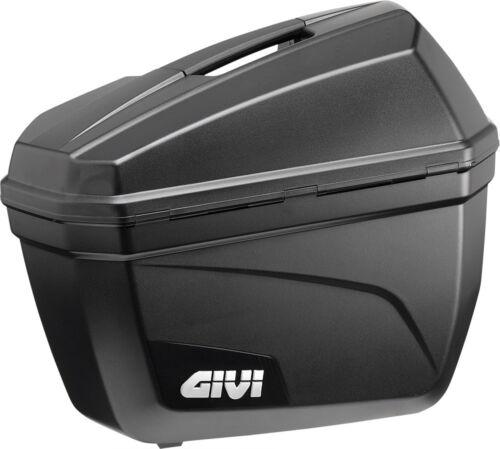 Pair E22N Givi Cruiser Side Cases 22L
