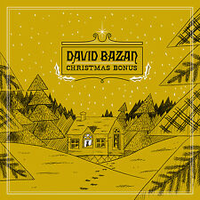"David Bazan Christmas Bonus WHITE VINYL 12"" Record pedro the lion non lp! NEW!!!"