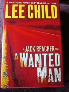 Lee-Child-A-Wantes-Man-a-Jack-Reacher-Novel-Hardcover-First-Edition-2012