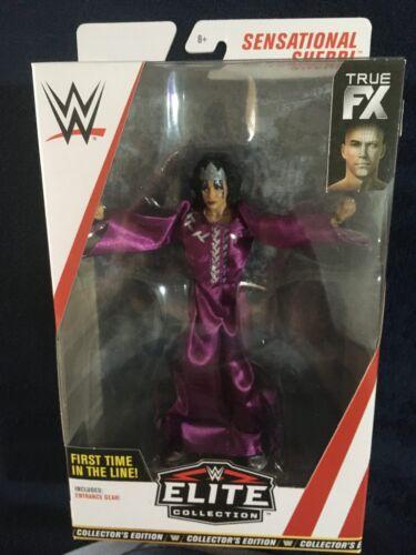 Sensational Sherri-Elite 65 Nouveau WWE Mattel Elite Classic