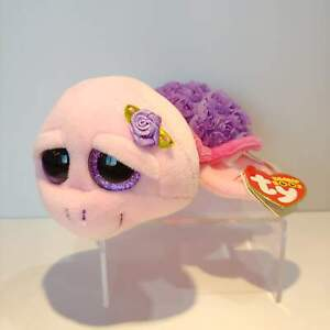 Rosie-the-Turtle-Ty-Beanie-Boo-Plush-Style-36185-Regular-6-15cm-NEW