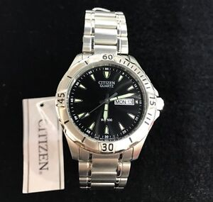 NEW-Citizen-Mens-Watch-BK4074-57E-RRP-225-Water-Resistant-Free-Shipping