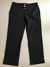 Marussia F1 Burrda Sport Men's Black Trousers Size 2XL