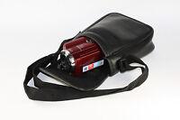 Kodak Compact Case For Digital/video Camera Camcorder Slim Bag Black Sony Canon