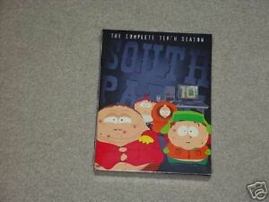 South-Park-The-Complete-Tenth-Season-DVD-NEW-SEALED
