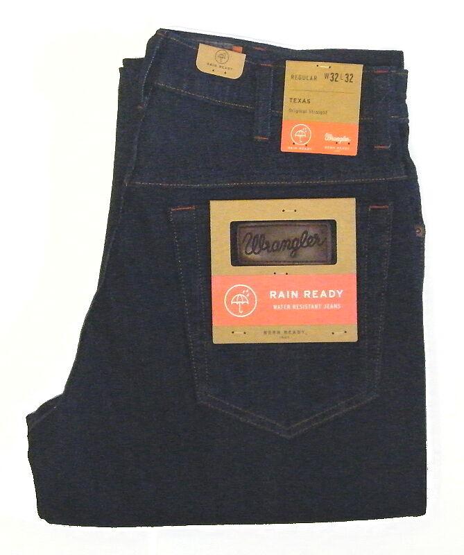 Wrangler Texas W 32 Stretch Jeans Dark Waters Dark bluee W1219187Y