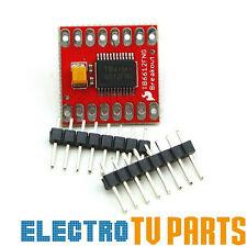 Dual Motor Driver Board tb6612fng modulo piccole dimensioni Arduino PI meglio L298N