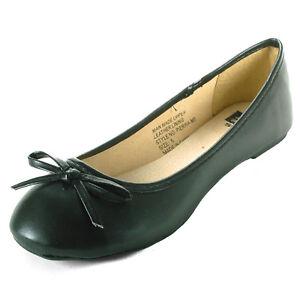 Alpine-Swiss-Iris-Womens-Ballet-Flats-Suede-Lined-Classic-Bow-Ballerina-Slippers