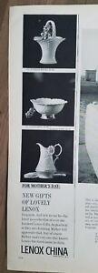 1964 Lenox Porcelaine Primevère Panier During Bol Milan Cruche Ad Fnflodgv-07235802-155965783