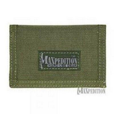 Maxpedition 0218G Olive Drab Nylon Micro Wallet