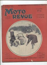 Moto Revue N°671  ; 18 janvier 1936 :  DAX 175 cmc 2 temps 3 vitesses