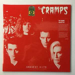 Cramps, The - Gravest Hits LP Record Vinyl - BRAND NEW - Color Vinyl Ltd 1500