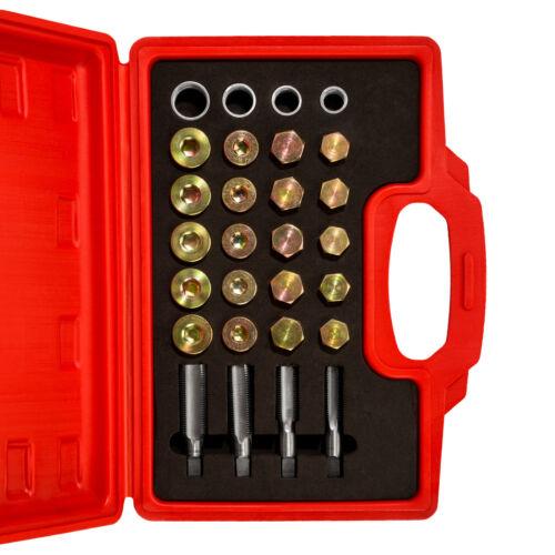 Kit de réparation pour vidange réparation ölwanne Filetage m13 m15 m17 m20
