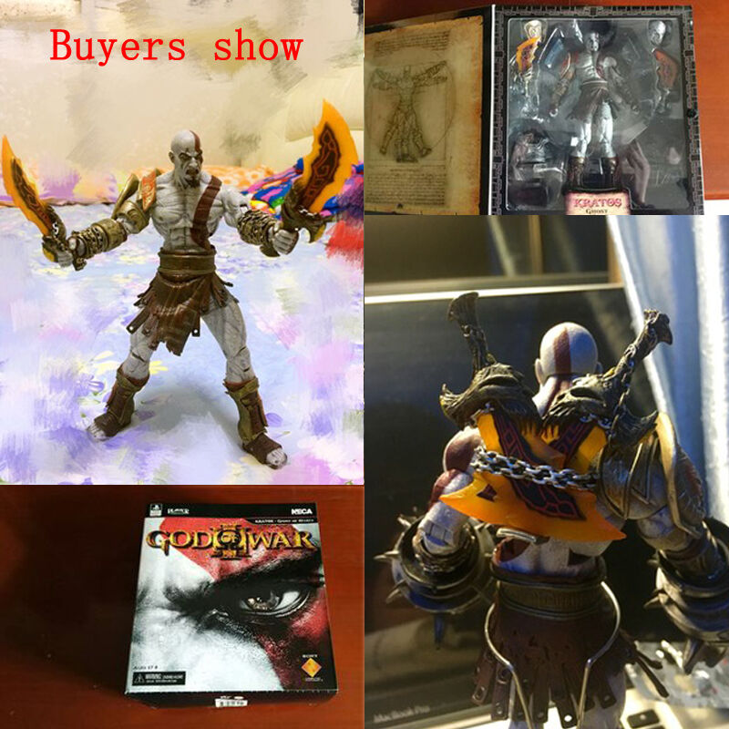 Warriors Orochi 3 Ultimate Item Box Locations: Neca God Of War 3 Ultimate Kratos 7 Inch Action Figure