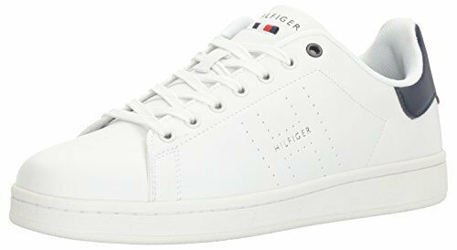 2ff647a6c Tommy Hilfiger Liston Men s Oxford 9 White navy for sale online
