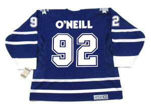hot sale online e9080 f3520 Details about JEFF O'NEILL Toronto Maple Leafs 2006 CCM Vintage Home NHL  Hockey Jersey