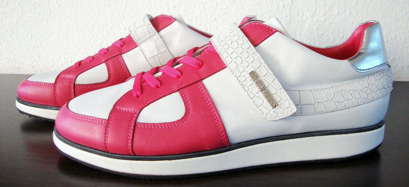 DIRK BIKKEMBERGS Sneakers FILLER DBR 836 Schuhes Herren Schuhe Leder Gr.42 NEU