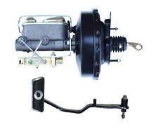 1967 68 69  Mustang Power brake booster kit & FREE PEDAL Disc/Disc  03473PA