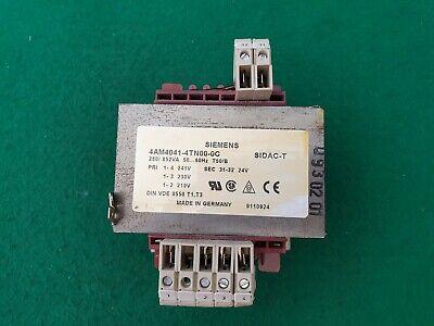 TRA12UN100 Carel Transformer 240Vac//12Vac