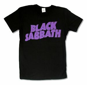 Black-Sabbath-Purple-Logo-Classic-Name-Black-T-Shirt-New-Official-Merch-Ozzy
