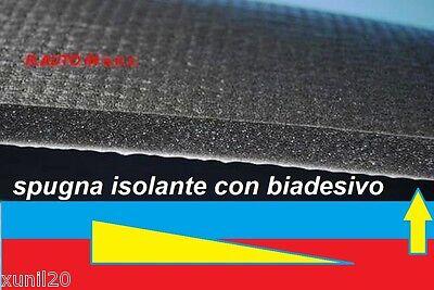 SPUGNA IGNIFUGA COFANO MOTORE BIADESIVA 100X 50X1,5