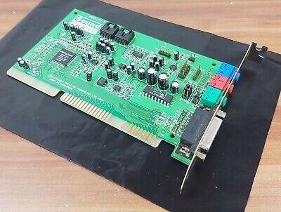 Rarità Originale Creative Sound Blaster 16 Vibra 16-bit Isa Scheda Audio Ct4170-