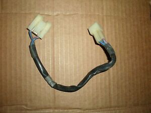 toyota pickup truck 4runner wiring harness jumper for heater a c image is loading toyota pickup truck 4runner wiring harness jumper for