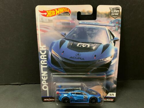 Hot Wheels Acura Nsx GT3 Abierto Track FPY86-956H 1//64