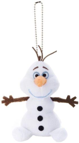 Disney Frozen Olaf Snowman Plush Doll with Ball Key Chain licensed