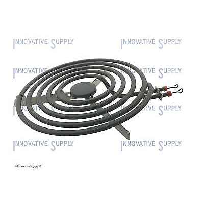 "660533 Whirlpool Stove 8"" Large Surface Burner Coil Heating Element-Replacement"