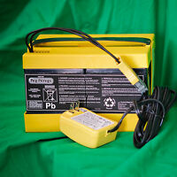 Peg Perego - 24 Volt Battery & Charger Combo Pack (iakb0522)