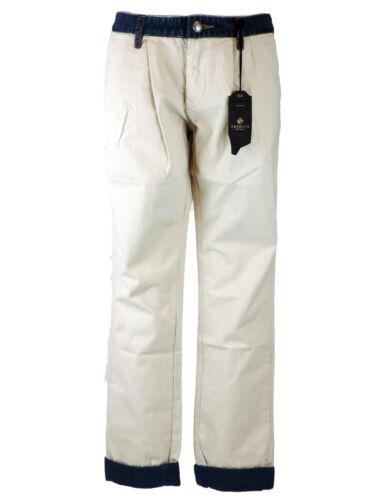spijkerbroeken Westin nieuw York blauwe en Beige New 30 W Tribeca Chino label met TqwFxXnBFz