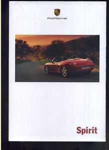 1999-Porsche-sales-brochure-poster-911-Carrera-amp-Boxter-MBX93