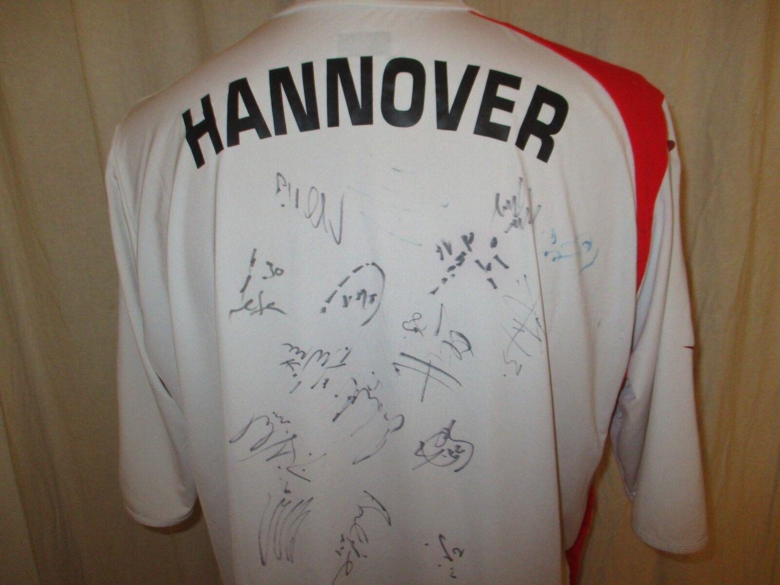 Hannover 96 Diadora Auswärts Trikot