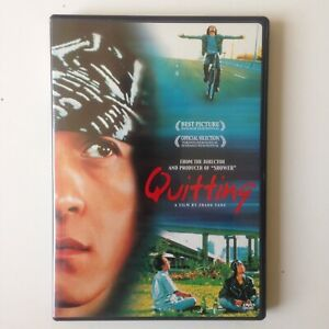 Details about QUITTING (2001) DVD - Rare 6th Gen Chinese Film / Zhang Yang  / Region 1