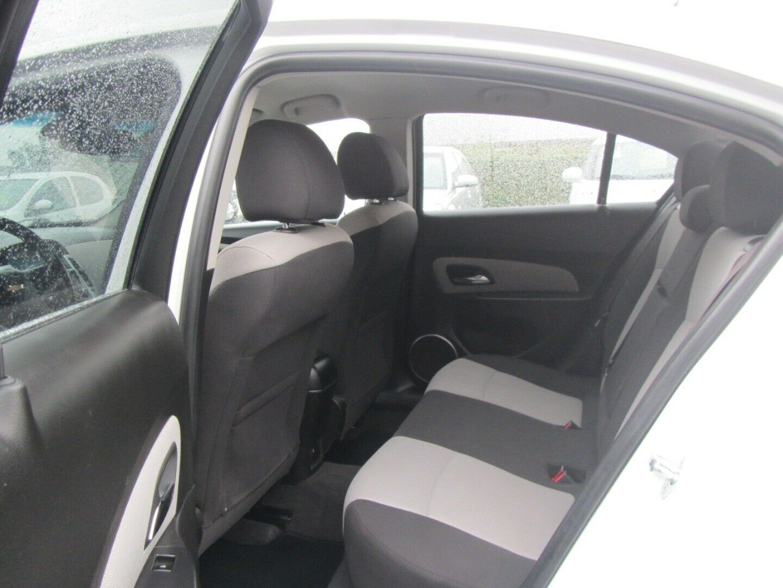 Chevrolet Cruze 2,0 VCDi 163 LS