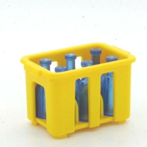 Playmobil caixa com seis Garrafas /</>/< Max Uk postagem £ 1.98 />/</>