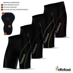 Cycling-Shorts-Mens-Bike-Pants-Padded-Bicycle-New-Underwear-MTB-Armouur-leggings