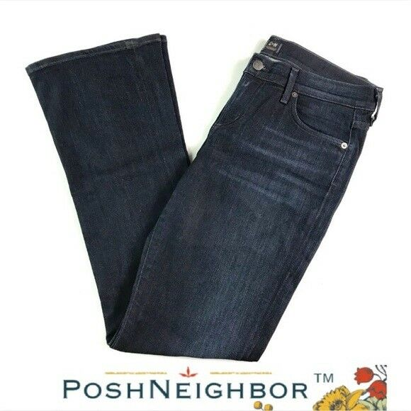 """Citizens of Humanity Women's bluee Wash Boot Cut Jeans Size 29 Inseam 31"""""""