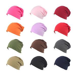 New-Unisex-Women-Mens-Knitted-Knit-Winter-Warm-Ski-Crochet-Slouch-Hat-Cap-Beanie
