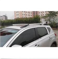 Roof Rack Side Rails Bars Decoration For Nissan Qashqai Dualis 2007 - 2013