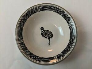 Pipestone-MIMBRENO-BLACK-Prairie-Chicken-Fruit-Dessert-Bowl
