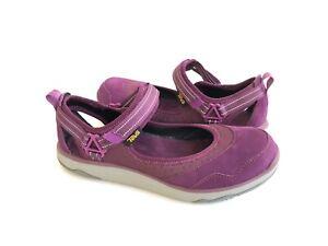 Us 42 float Dark Teva Dames 11Eu Mj Uk 9 190108738452 Travel Schoen Terra Purple Strappy OXNw8nP0k