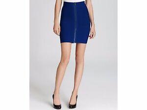 Zip Skirt Size Bcbgmaxazria S Front Josey Mini C5wCqxP1