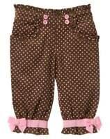 Gymboree polka Dot Puppy Corduroy Polka Dot Pants Sz 0-3 Mos, Save 70%